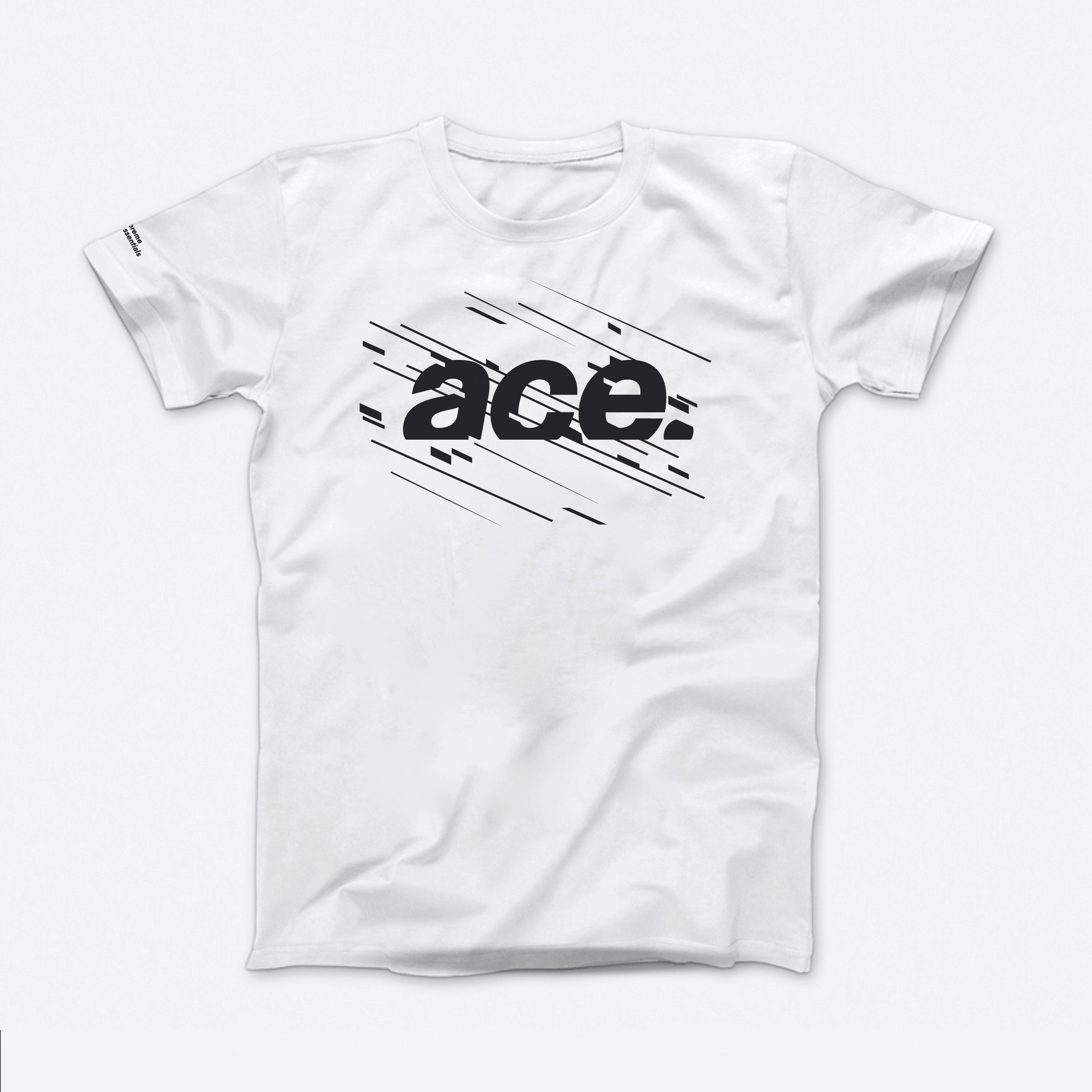 T-shirt – ACE Glitch