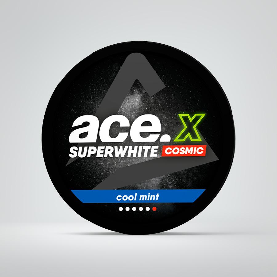ACE X  COSMIC cool mint