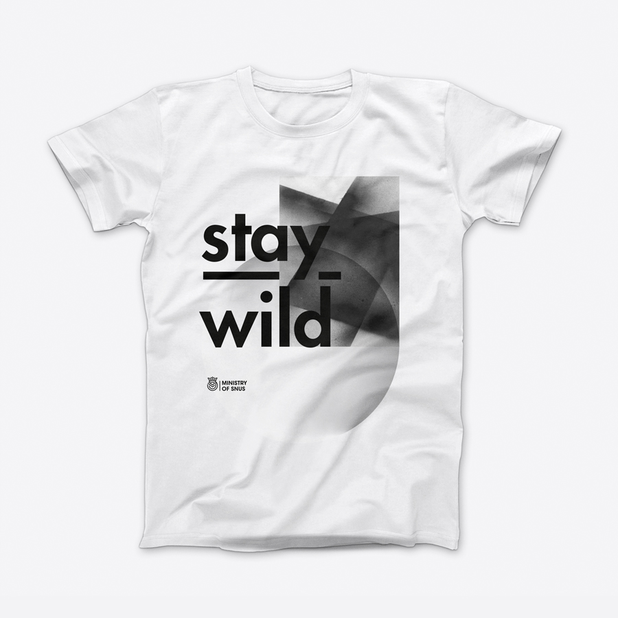 T-shirt – Stay Wild