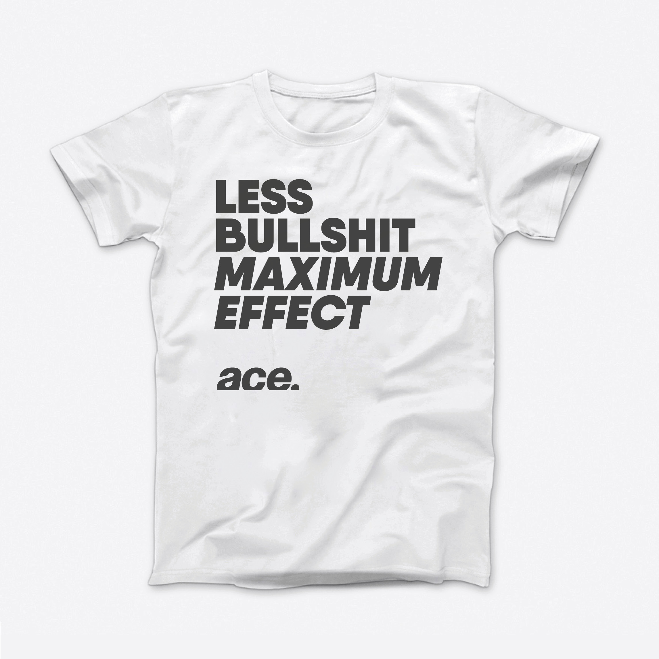 T-shirt – Less Bullshit
